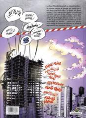 Le chantier t.1 ; ... n'avance pas ! - 4ème de couverture - Format classique