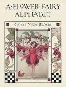 A flower fairy alphabet - Couverture - Format classique