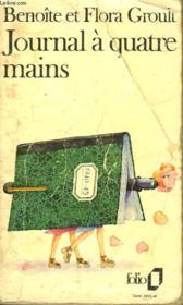 Journal A Quatre Mains - Couverture - Format classique