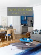 25 relookings avant/après - Couverture - Format classique