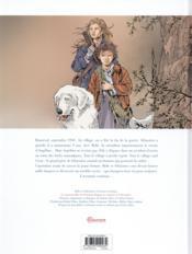 Belle et Sébastien T.2 ; l'aventure continue - 4ème de couverture - Format classique