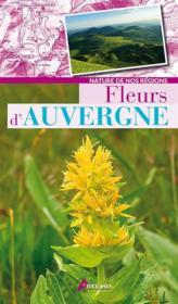 Fleurs d'Auvergne - Couverture - Format classique