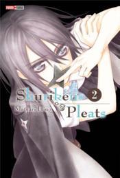 Shuriken to pleats t.2 - Couverture - Format classique