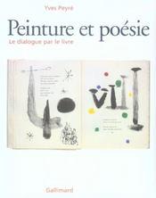 Peinture et poesie - le dialogue par le livre (1874-2000) - Intérieur - Format classique