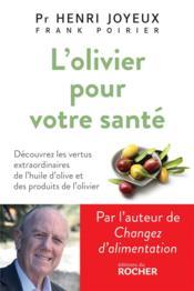L'olivier pour votre santé - Couverture - Format classique