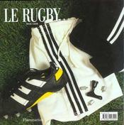 Coffret rugby en 2 volumes - 4ème de couverture - Format classique
