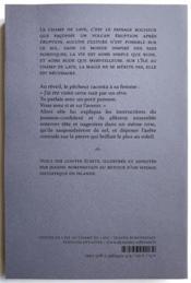 Contes de l'île au champ de lave - 4ème de couverture - Format classique
