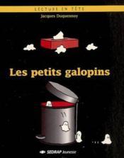 Le Roman Les Petits Galopins - Gs/Cp - Couverture - Format classique