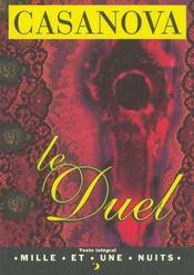 Le duel - Intérieur - Format classique
