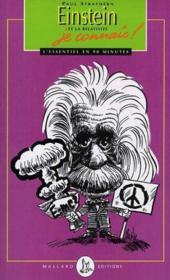 Les grands scientifiques, je connais !.. Einstein et la relativité, je connais !. l'essentiel en 90 minutes - Couverture - Format classique