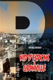 Nid D'Espions A Granville - Couverture - Format classique