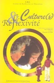 Culture(s) et reflexivite - Intérieur - Format classique