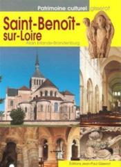 Saint-Benoît-sur-Loire - Couverture - Format classique