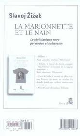 Revue Esprit ; Terrorisme Et Contre-Terrorisme : La Guerre Perpétuelle ? - 4ème de couverture - Format classique