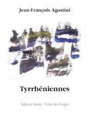 Tyrrhéniennes - Couverture - Format classique
