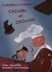 Comptines et poésines ; Cocottes et Chocolat - Couverture - Format classique