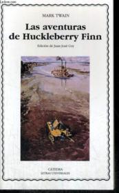 Las aventuras de Huckleberry Finn - Couverture - Format classique