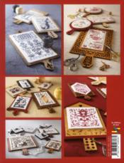 35 hornbooks à broder au fil de vos envies - 4ème de couverture - Format classique