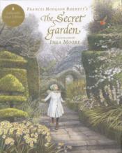 The secret garden - Couverture - Format classique