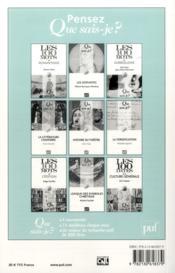 Revue D'Histoire Litteraire De La France N.2013/2 - 4ème de couverture - Format classique