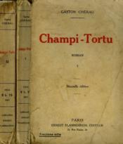Champi-Tortu. En 2 Tomes. - Couverture - Format classique