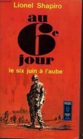 Au Sixieme Jour - The Sixth Of June - Couverture - Format classique
