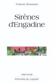 Sirenes D'Engadine - Couverture - Format classique