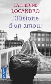 L'histoire d'un amour - Couverture - Format classique