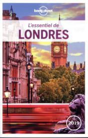 Londres (édition 2018) - Couverture - Format classique
