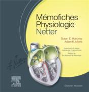 Mémo-fiches ; physiologie Netter - Couverture - Format classique