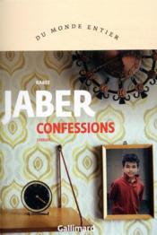 Confessions - Couverture - Format classique