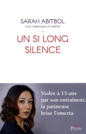Un si long silence - Couverture - Format classique