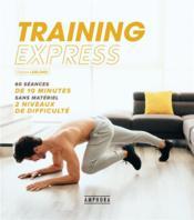 Training express - Couverture - Format classique