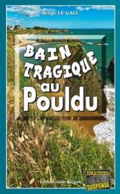 Bain tragique au Pouldu - Couverture - Format classique