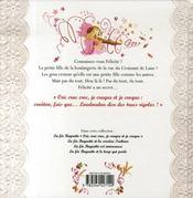 La fée baguette et son loudoudou - 4ème de couverture - Format classique