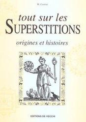 Le Grand Livre Des Superstitions - Intérieur - Format classique