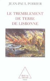 Le tremblement de terre de Lisbonne - Intérieur - Format classique