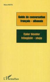 Guide de conversation français-albanais - Intérieur - Format classique
