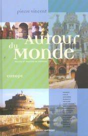 Autour Du Monde T 03 Europe Occidentale Centrale Oriental - Intérieur - Format classique
