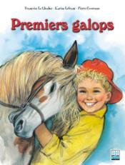 Premiers Galops - Couverture - Format classique