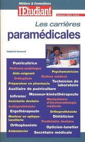 Carrieres paramedicales - Intérieur - Format classique