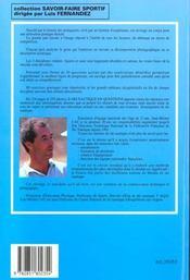 Ski Nautique En Questions - 4ème de couverture - Format classique