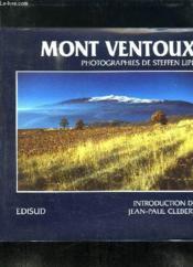 Mont ventoux - Couverture - Format classique