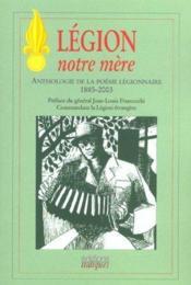 Legion notre mere (édition 2002) - Couverture - Format classique