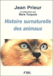 Histoire surnaturelle des animaux - Couverture - Format classique