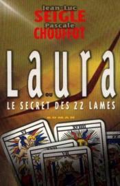 Laura ou Le secret des 22 lames - Couverture - Format classique