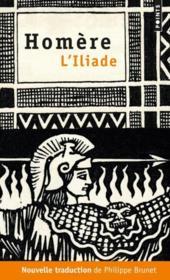 L'Iliade - Couverture - Format classique