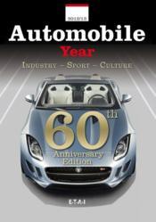 Automobile year t.60 ; 2012/2013 - Couverture - Format classique