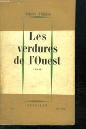 Les Verdures De L Ouest. - Couverture - Format classique