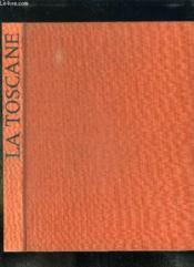 La Toscane. - Couverture - Format classique